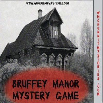 Choose Your Own Adventure Murder Mystery Game Haunted