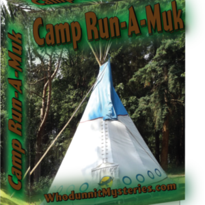 All-girl summer camp mystery game