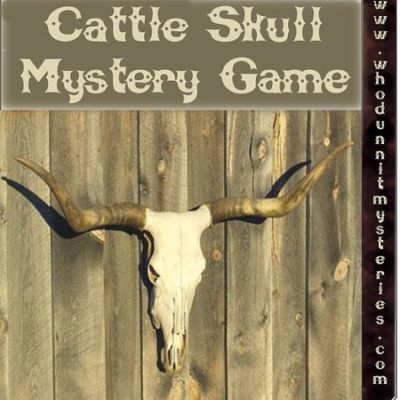 American West Murder Mystery Group Party
