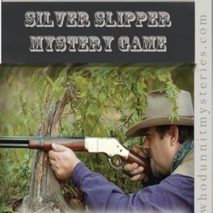 American West Murder Mystery Game