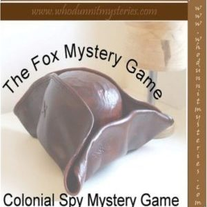 The Fox Colonial Murder Mystery Game
